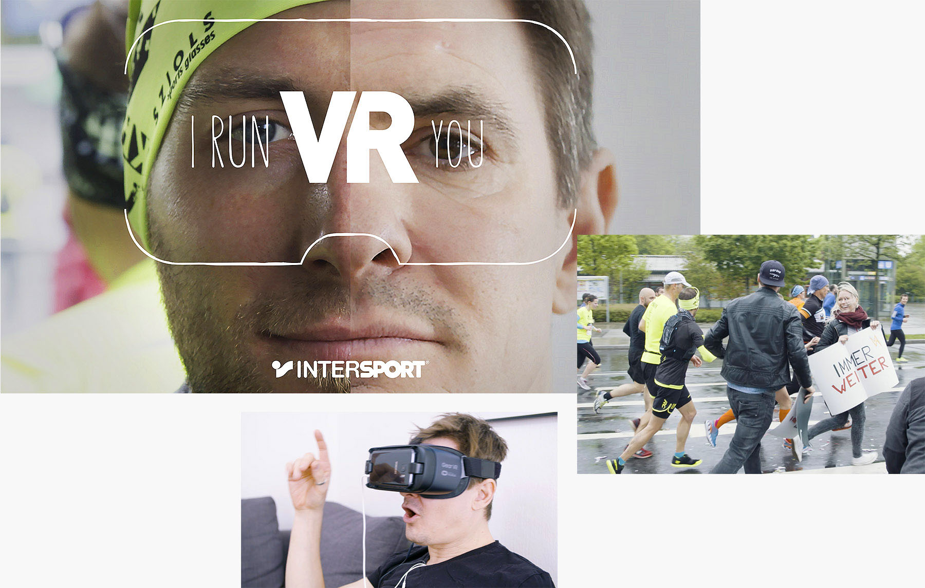I run VR you