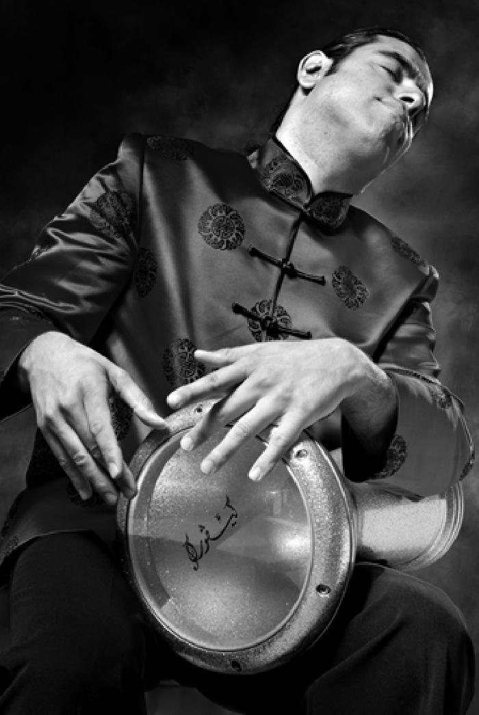Rony Barrak (Percussion)