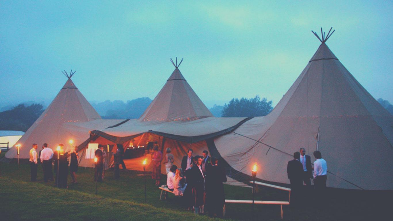 Unique Party Tent Canopy