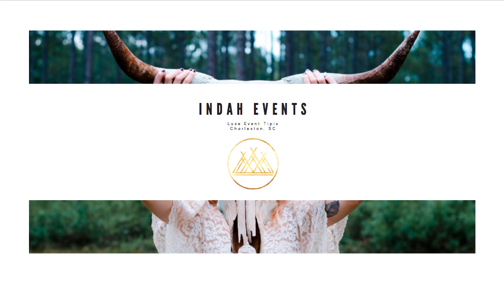 Indah Events Tipi Pricing and Size Guide