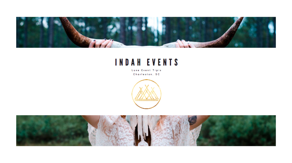 Indah Events Tipi Pricing & Sizing Guide