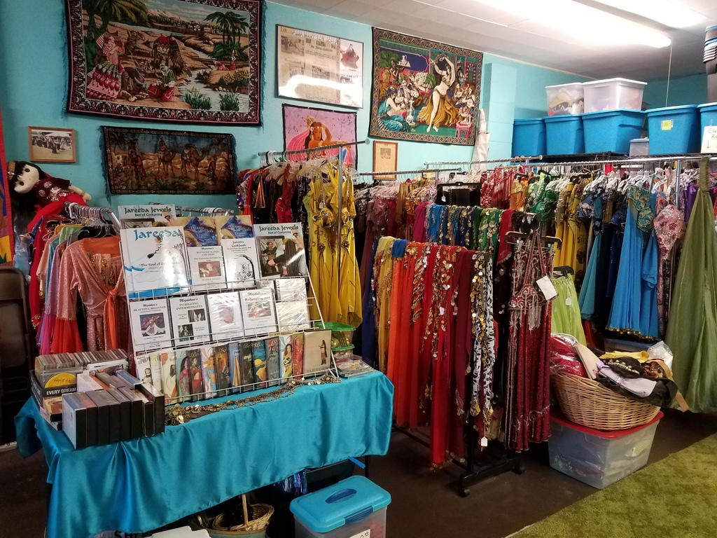 Dancing Goddess boutique