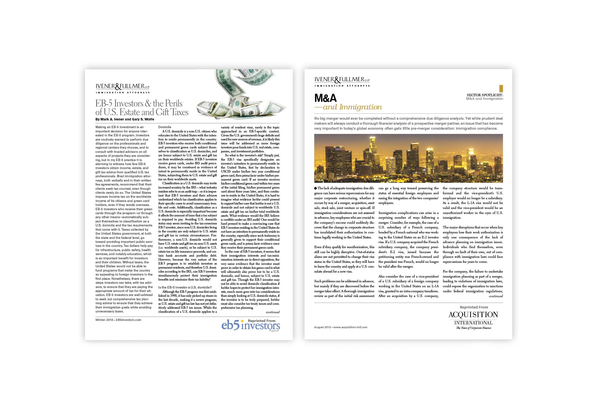 Publication Reprints