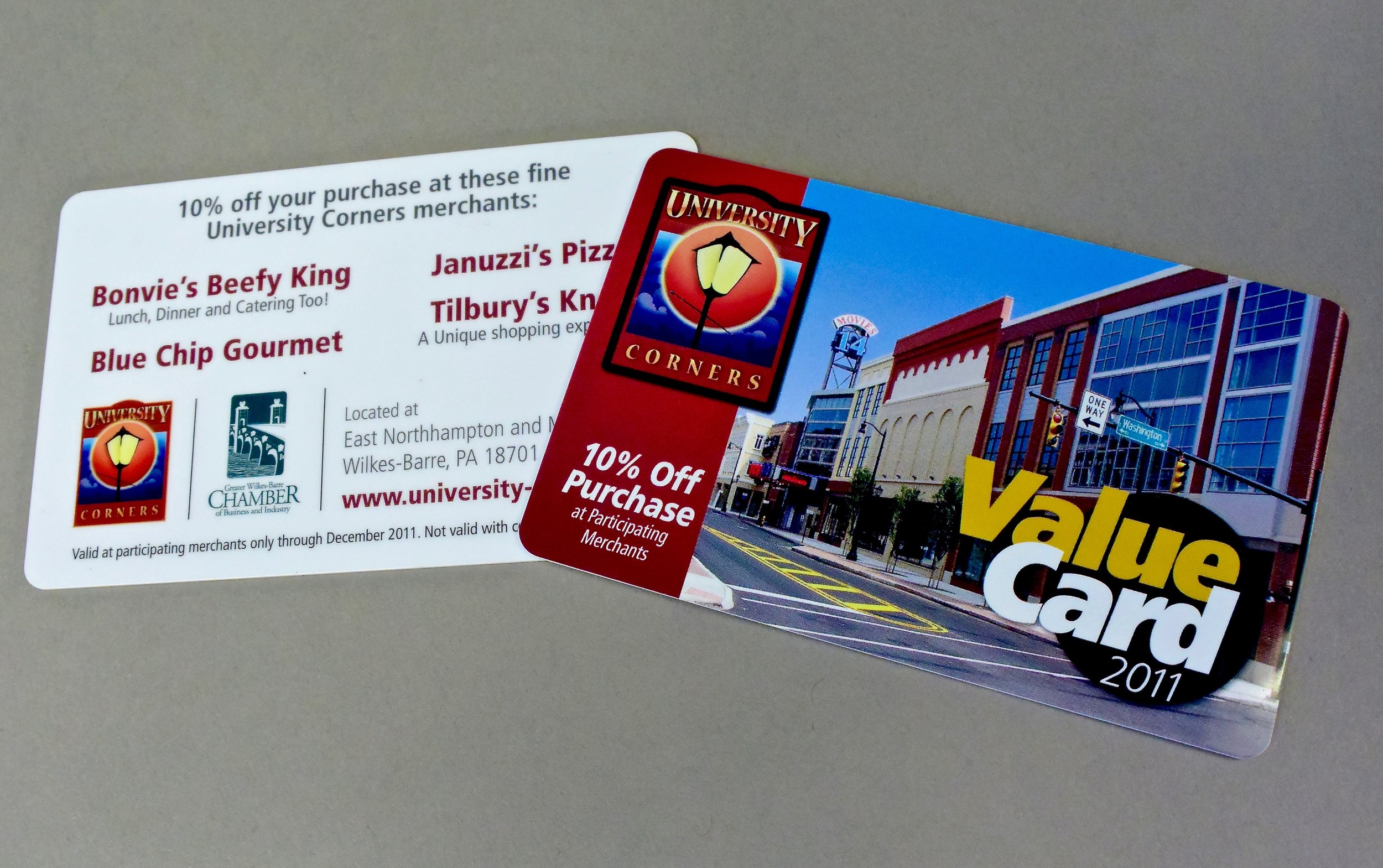 Community Discount Card