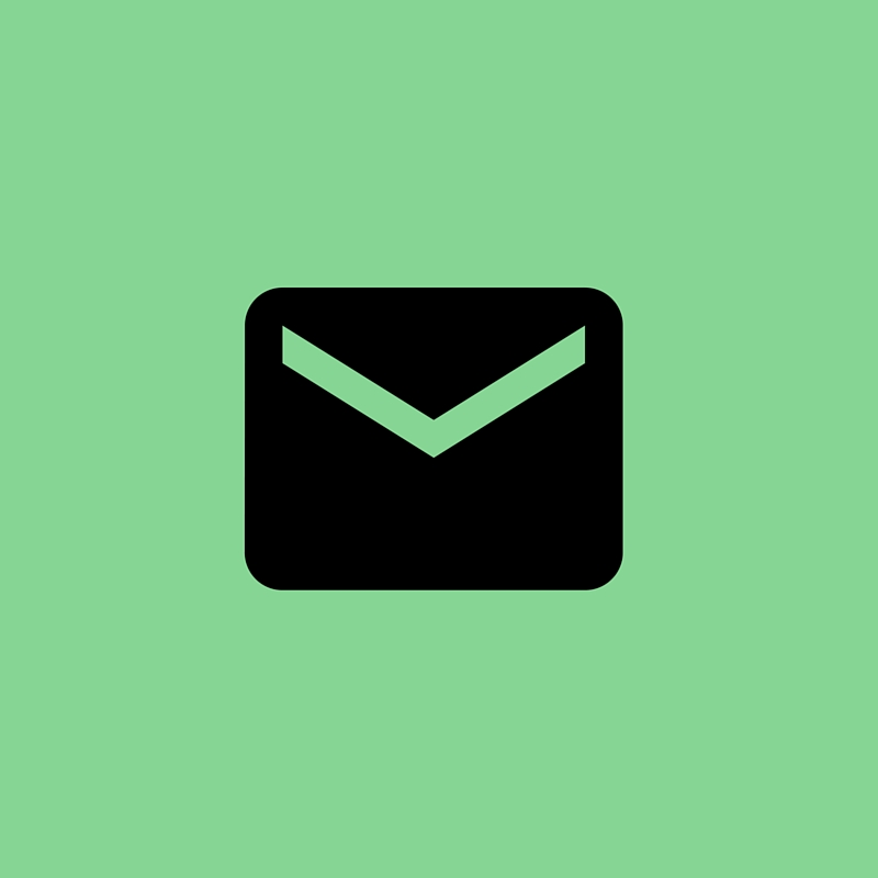 Stay up to date with email reminders