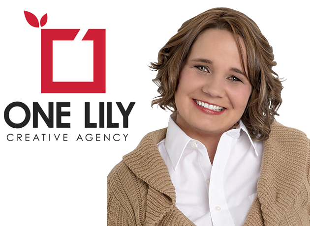 Angela Nielsen is the President and Creative Director of One Lily Creative Agency