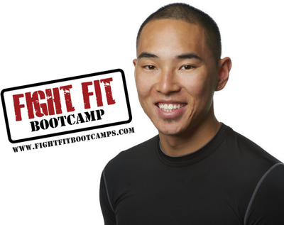 Joe Fight is the founder of Fight Fit Bootcamp where he coaches people toward fulfilling healthy lifestyle goals