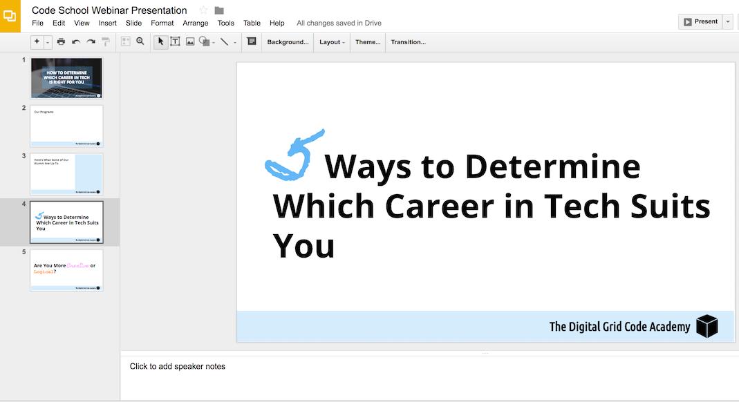 Additional basic slides