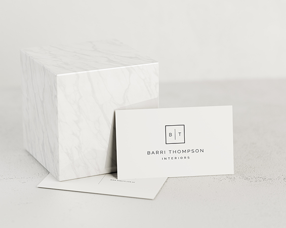 branding | website design - Barri Thompson
