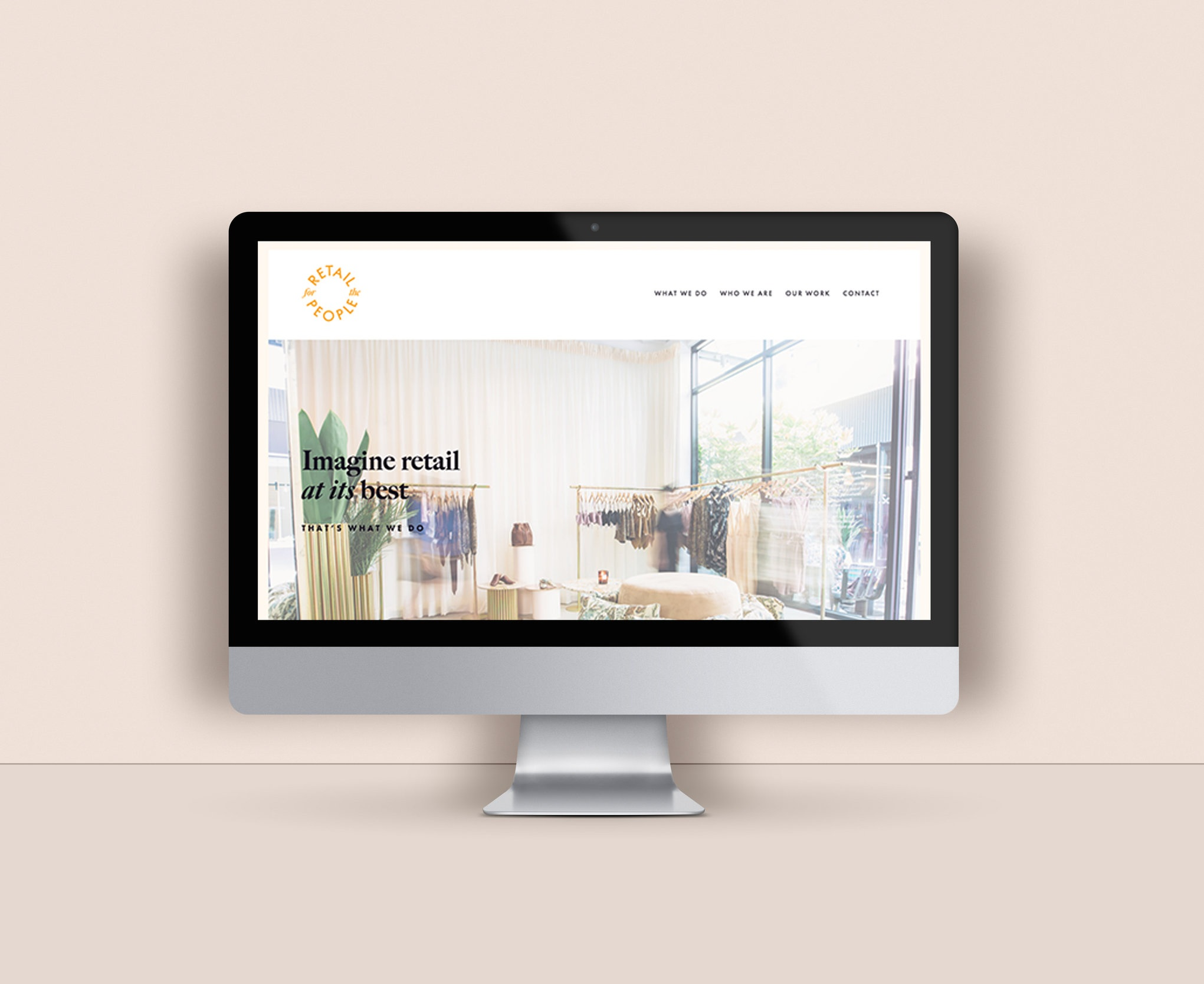 Lovely Bird Website design by Amber Seagraves