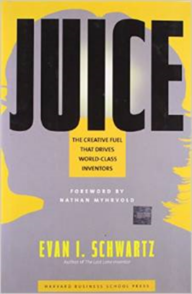 JUICE - The Creative Fuel that Drives World-Class Inventors