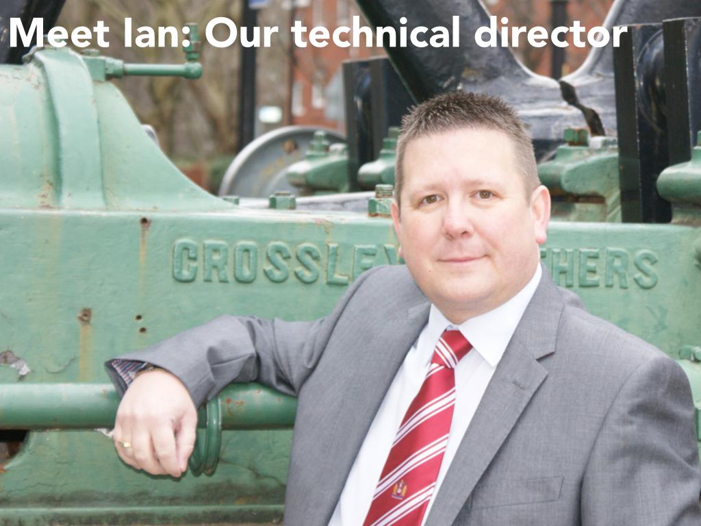 Ian Hampson - Technical Director