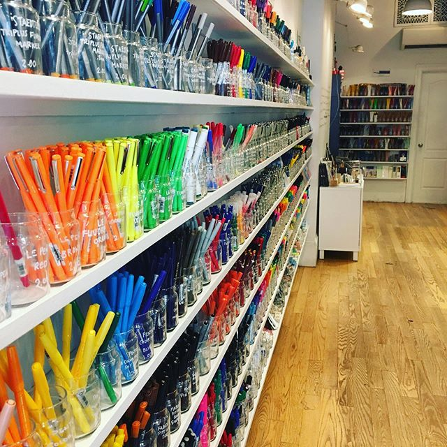 Office supplies NY style