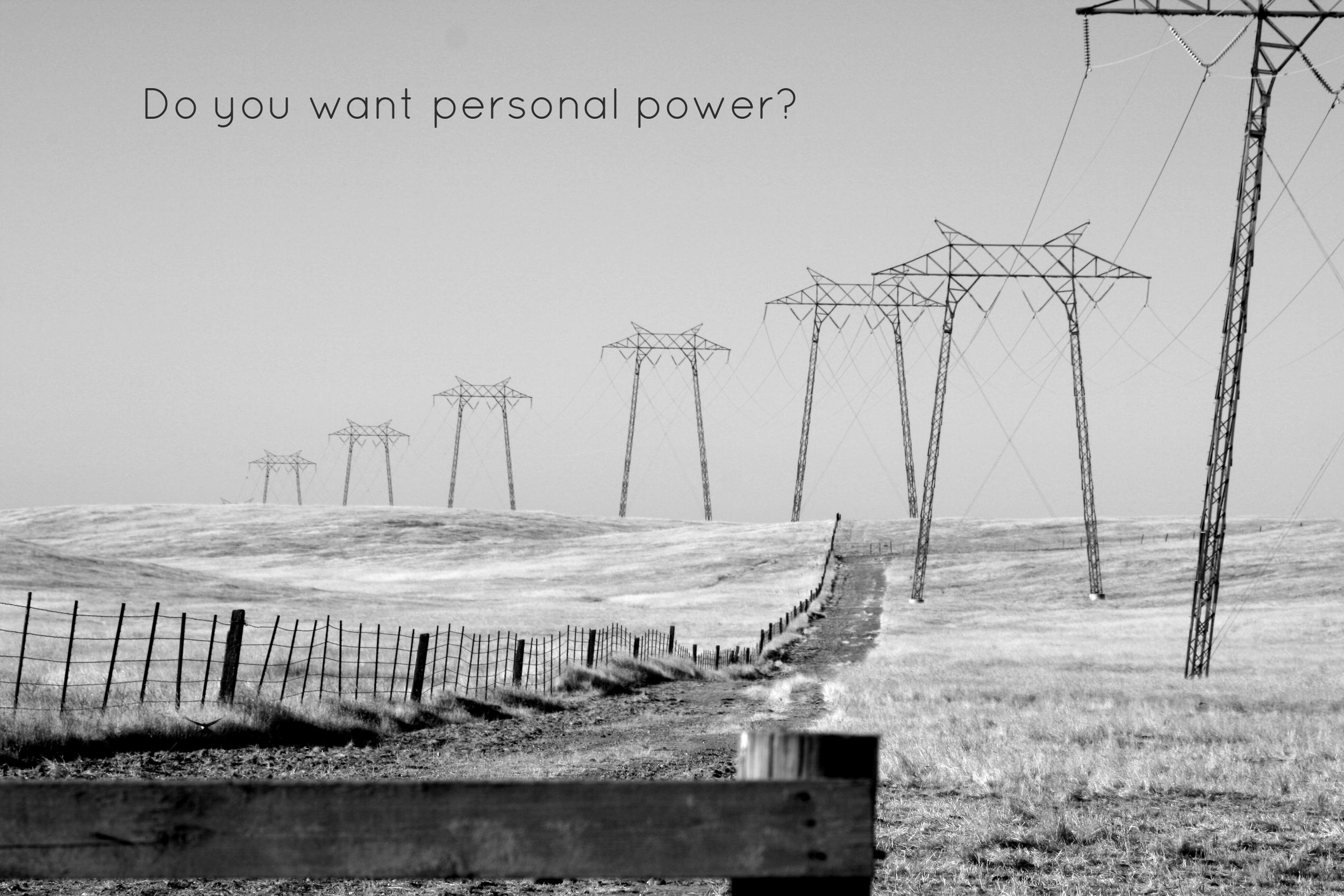 Personal Power - Tesla
