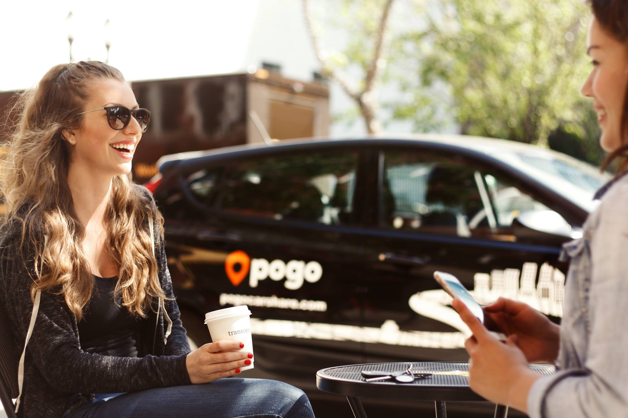 Pogo CarShare launched in 2014 and provides an alternative to car ownership in Edmonton.