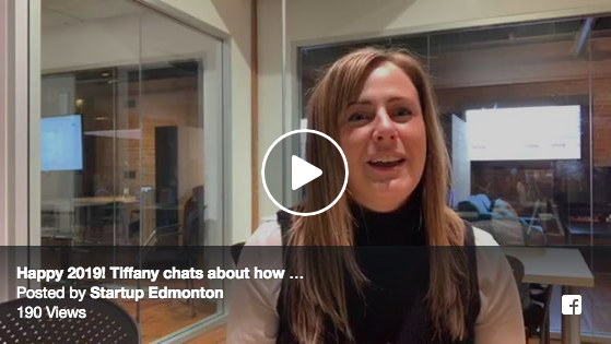 Tiffany Linke-Boyko, CEO at Startup Edmonton, regularly shares her top podcast picks on our Facebook Live broadcasts.