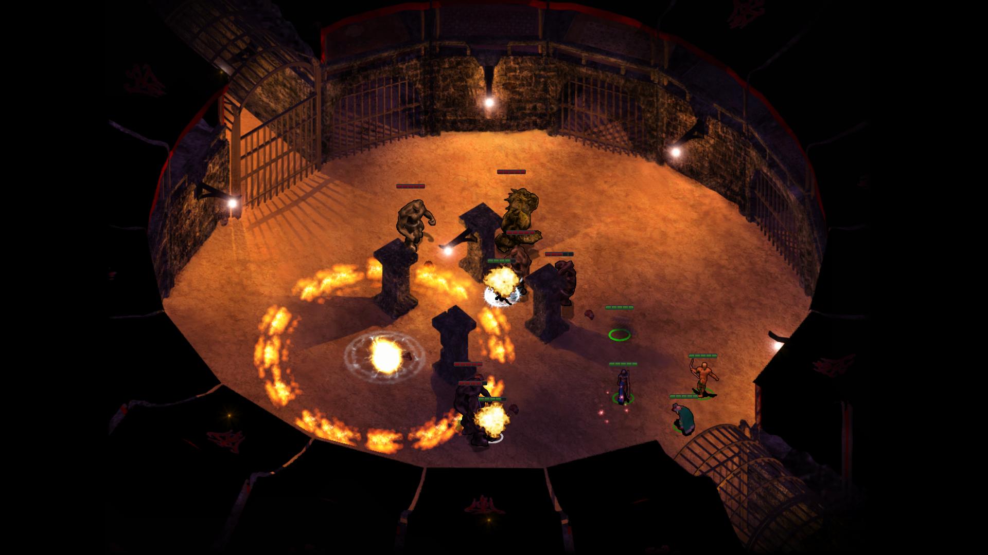 A screenshot from B aldur's Gate Enhanced Edition .