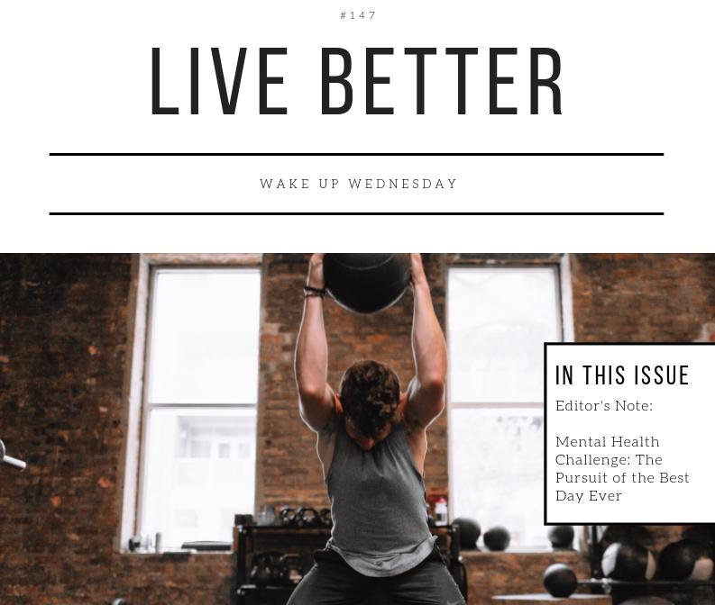 Blog — LIVE BETTER