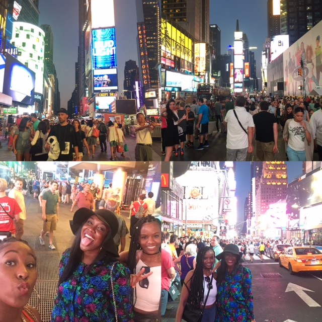 Times Square !!!!