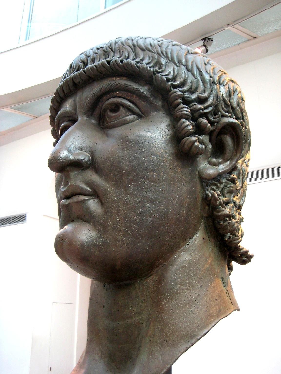 Bronze Constantine