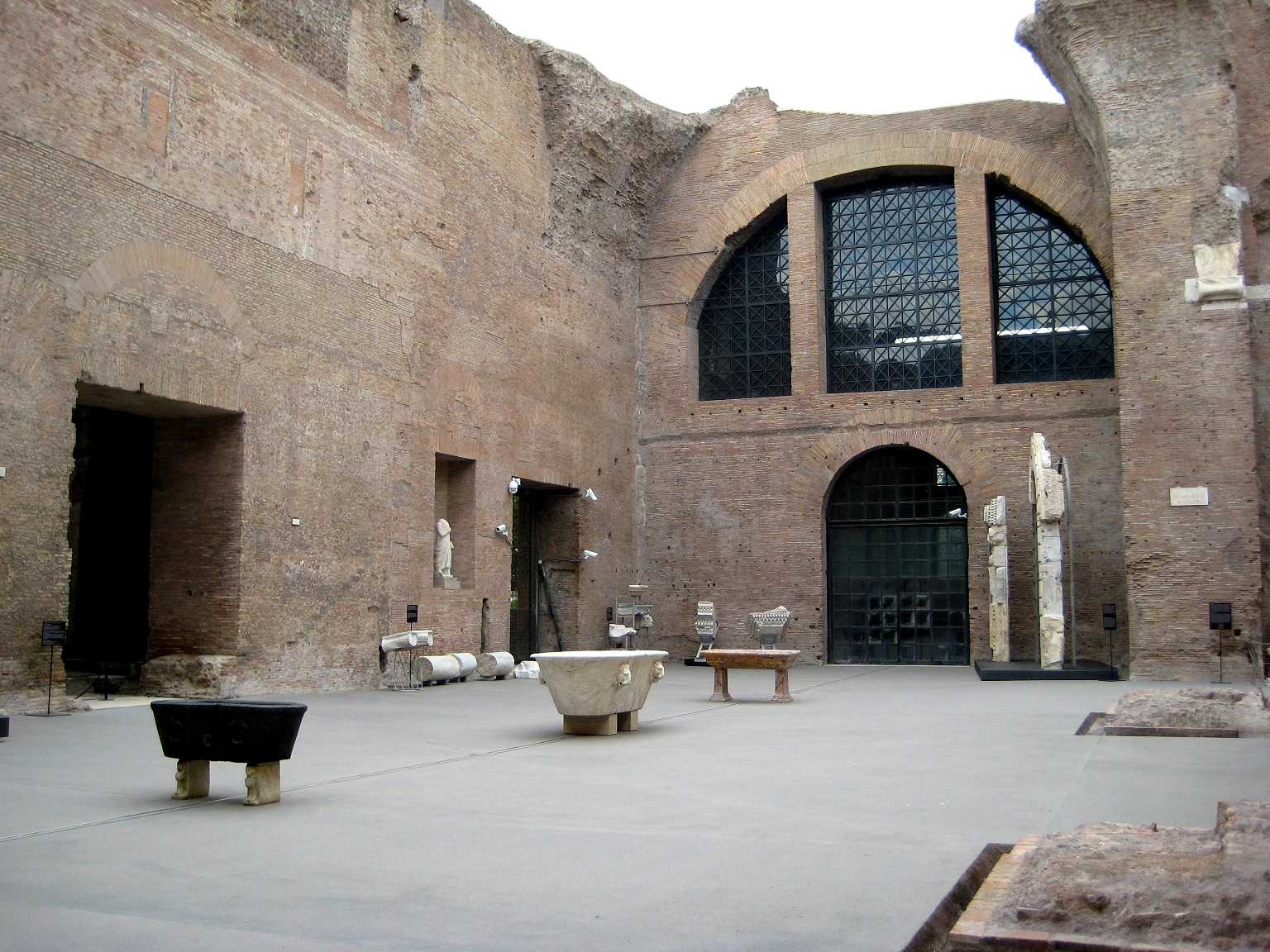 Baths of Diocletian