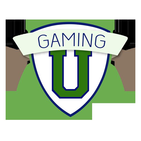 Gaming U proposed logo