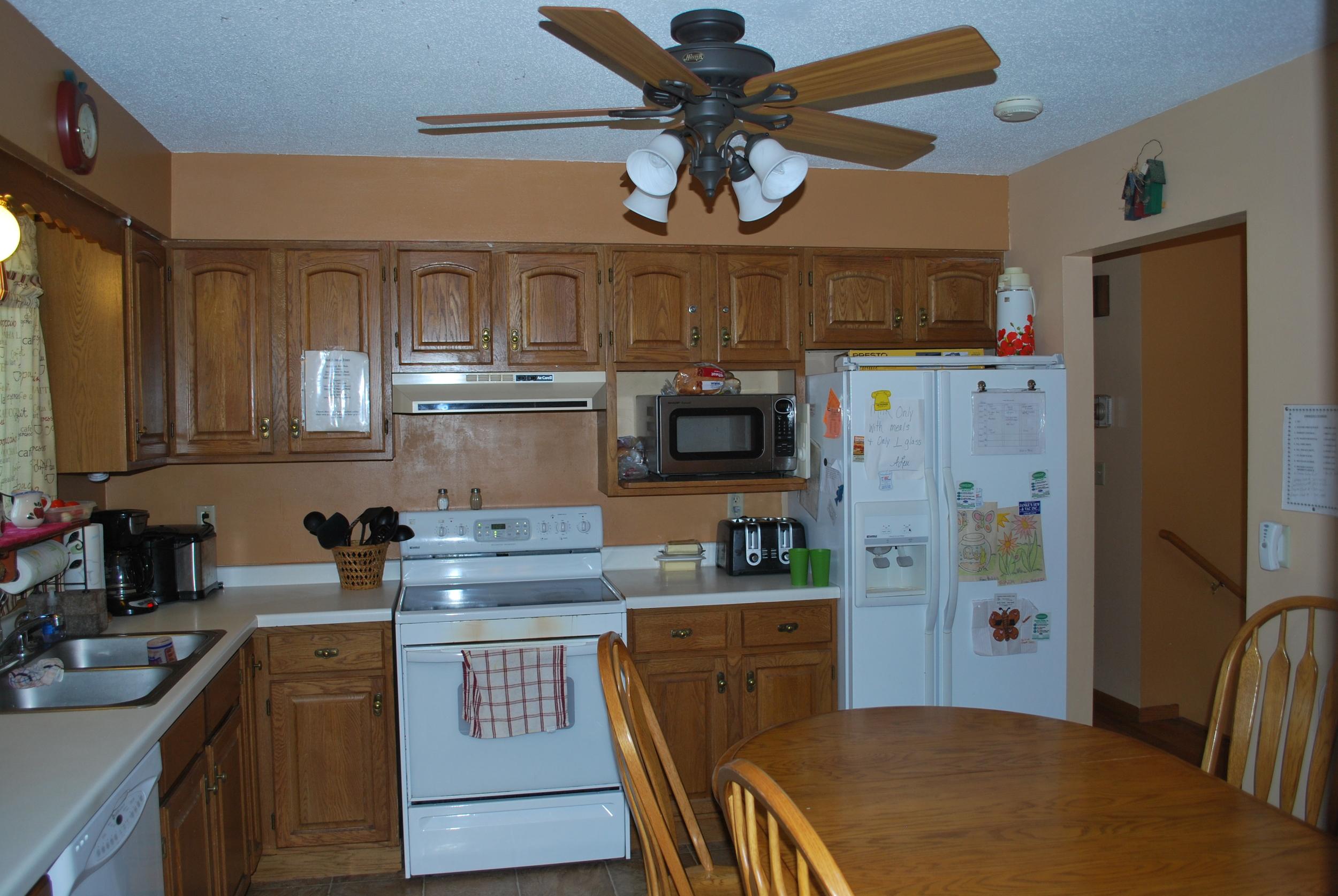 Kitchen - Bayview (AFC)