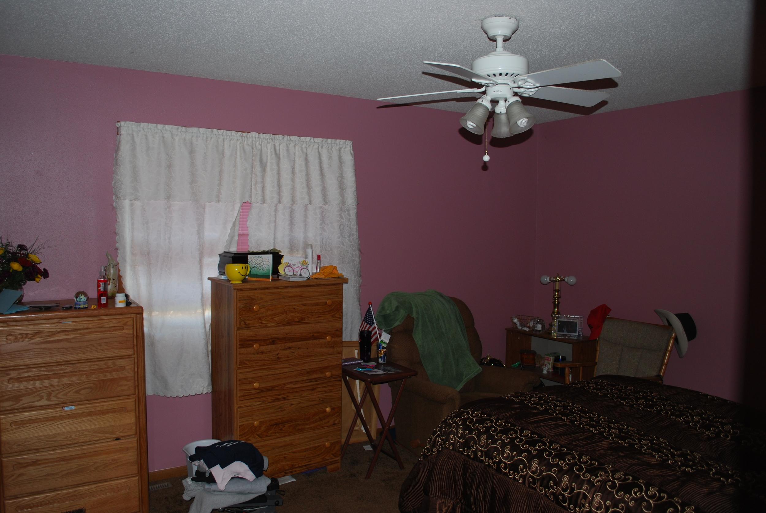 Furnished Bedroom - Bayview (AFC)