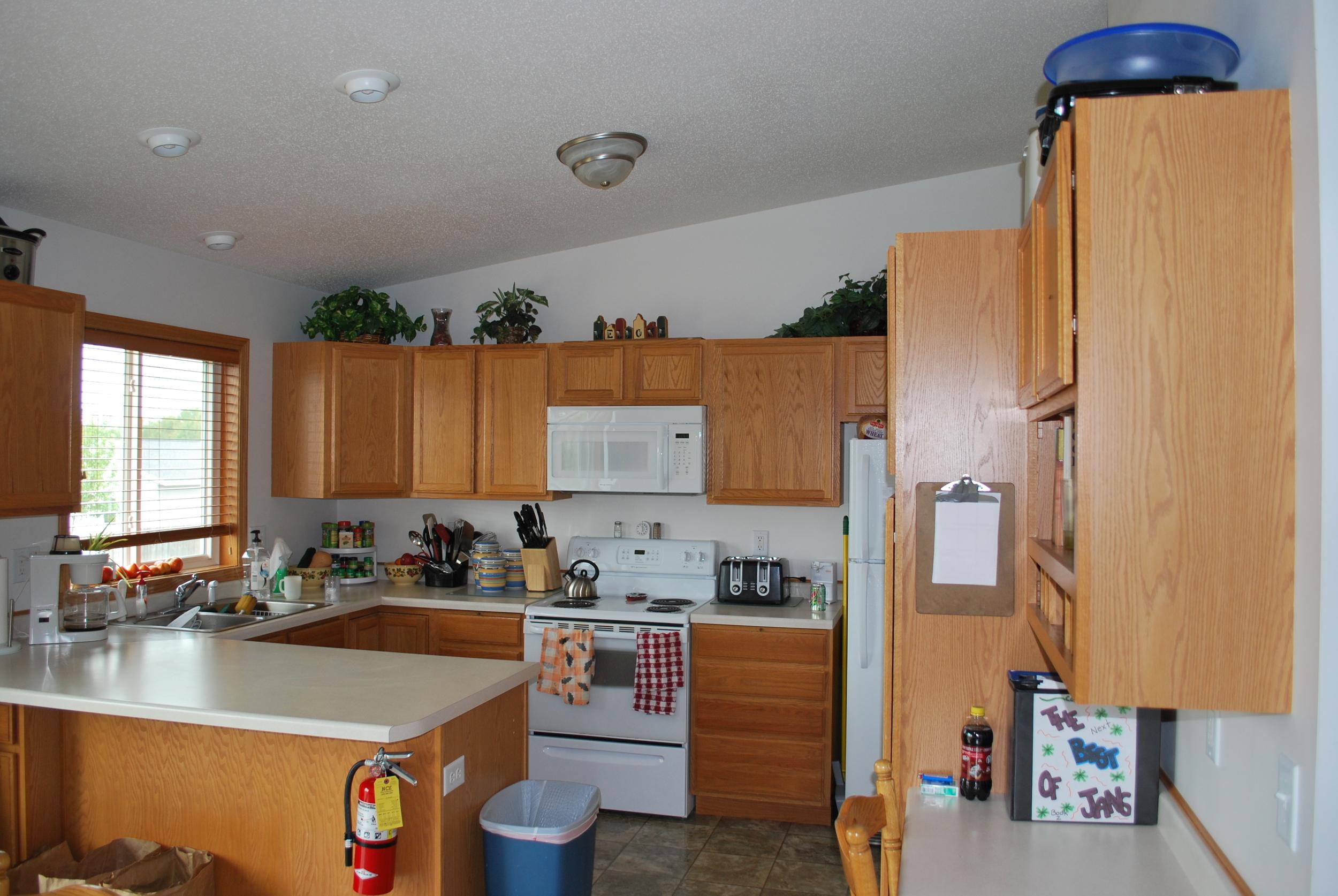 Kitchen - Jan's Place (AFC)