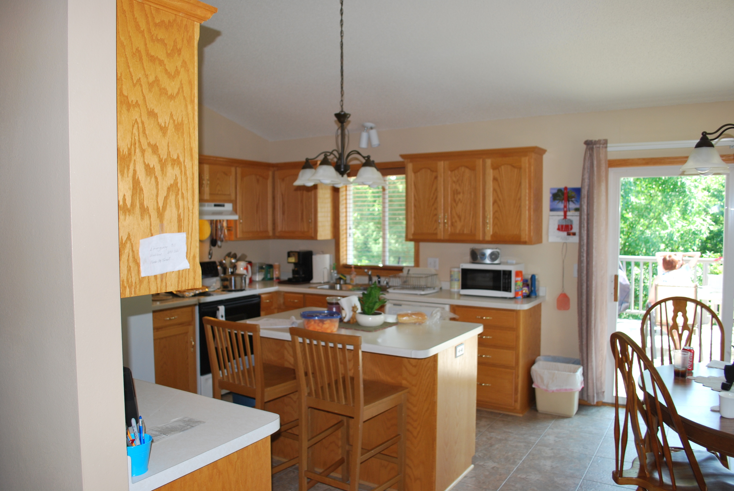 Kitchen / Dining Area - New Castle (AFC)