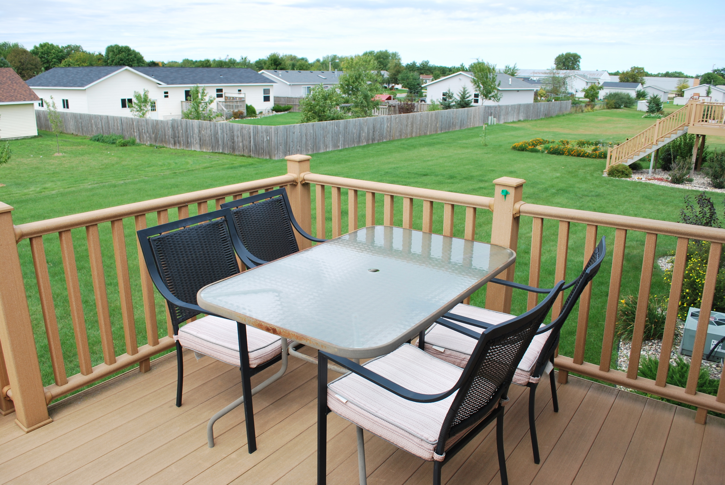 Private Deck - Windsor House (AFC)