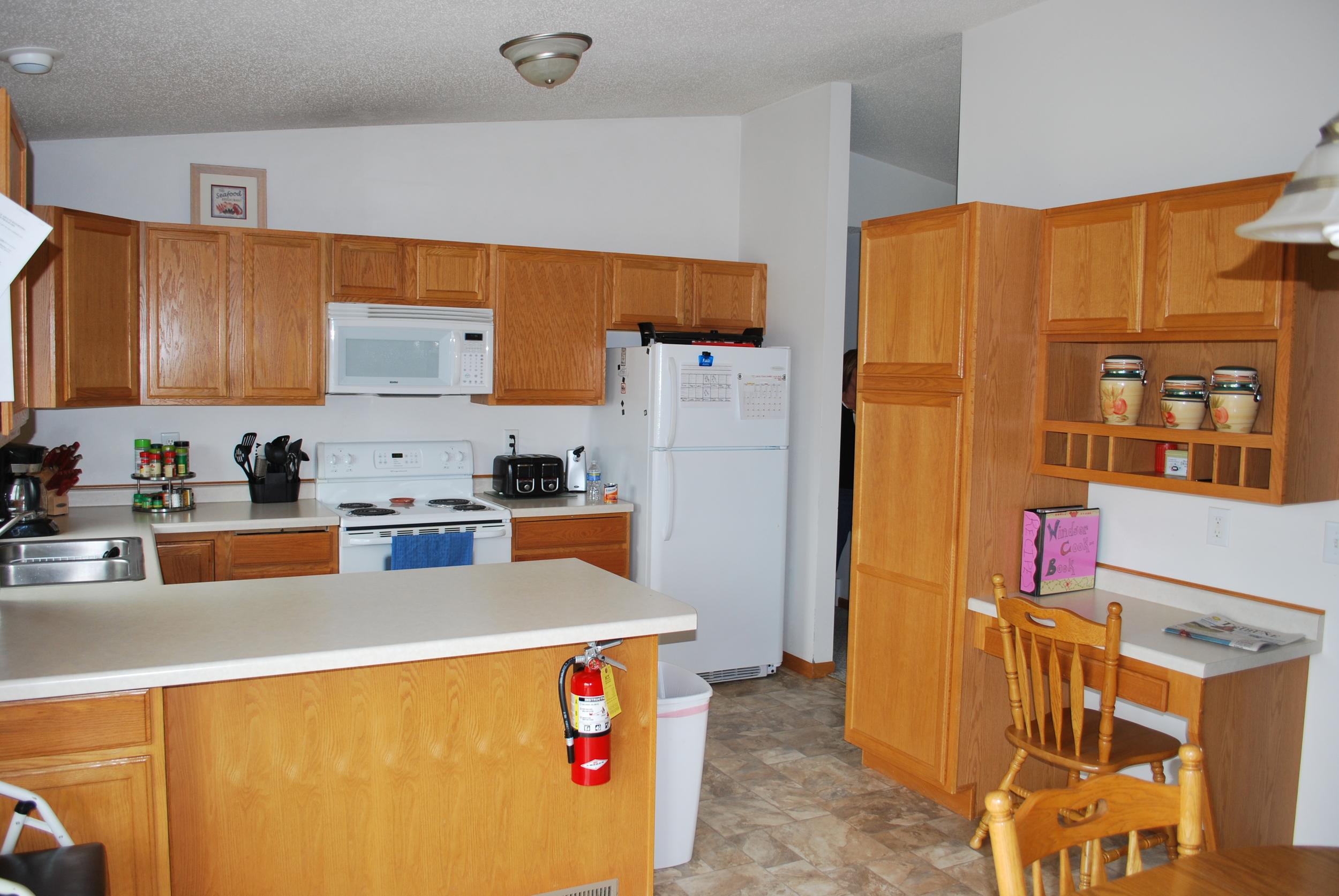Kitchen - Windsor House (AFC)