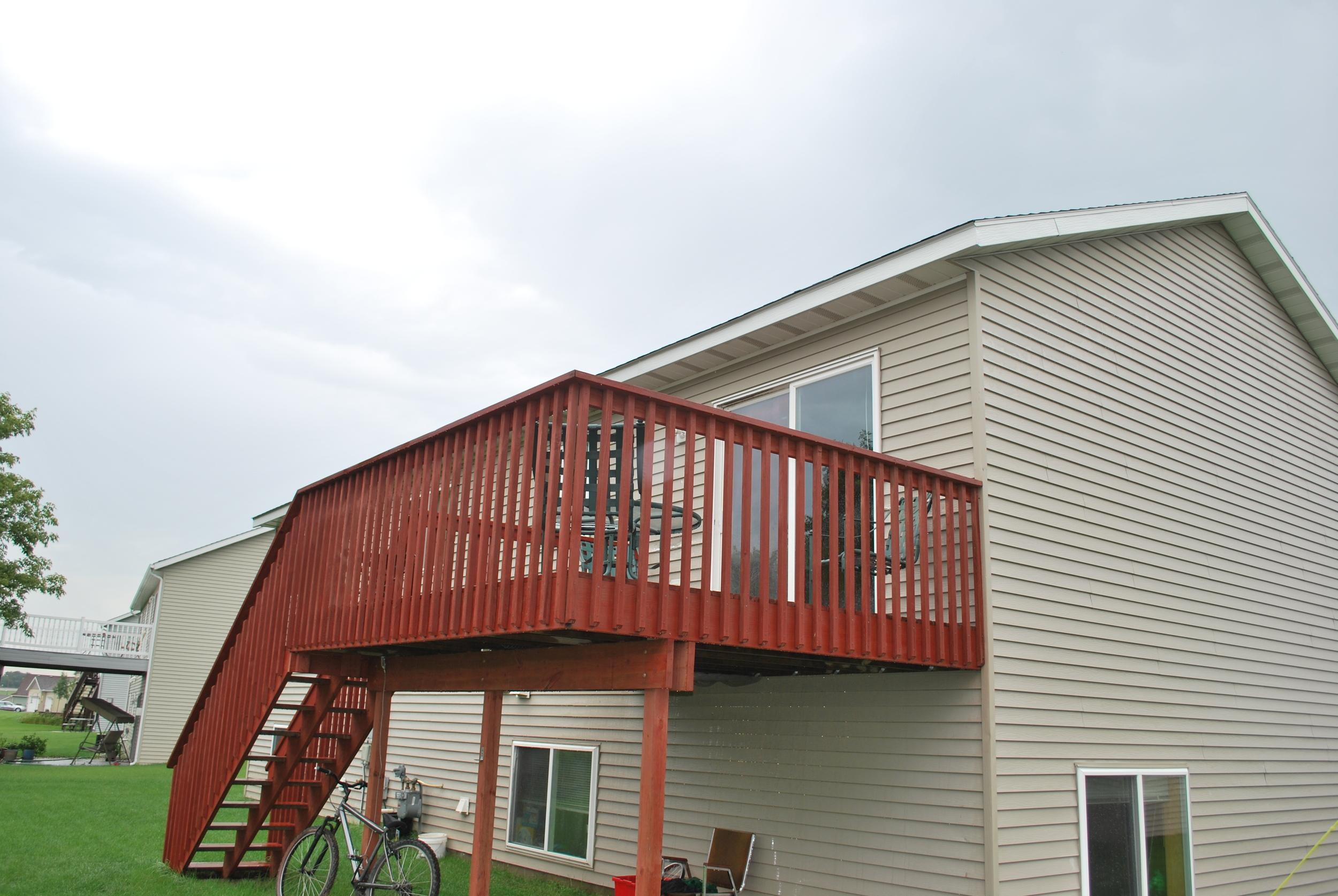 Backyard and Deck - Eastern Star (AFC)