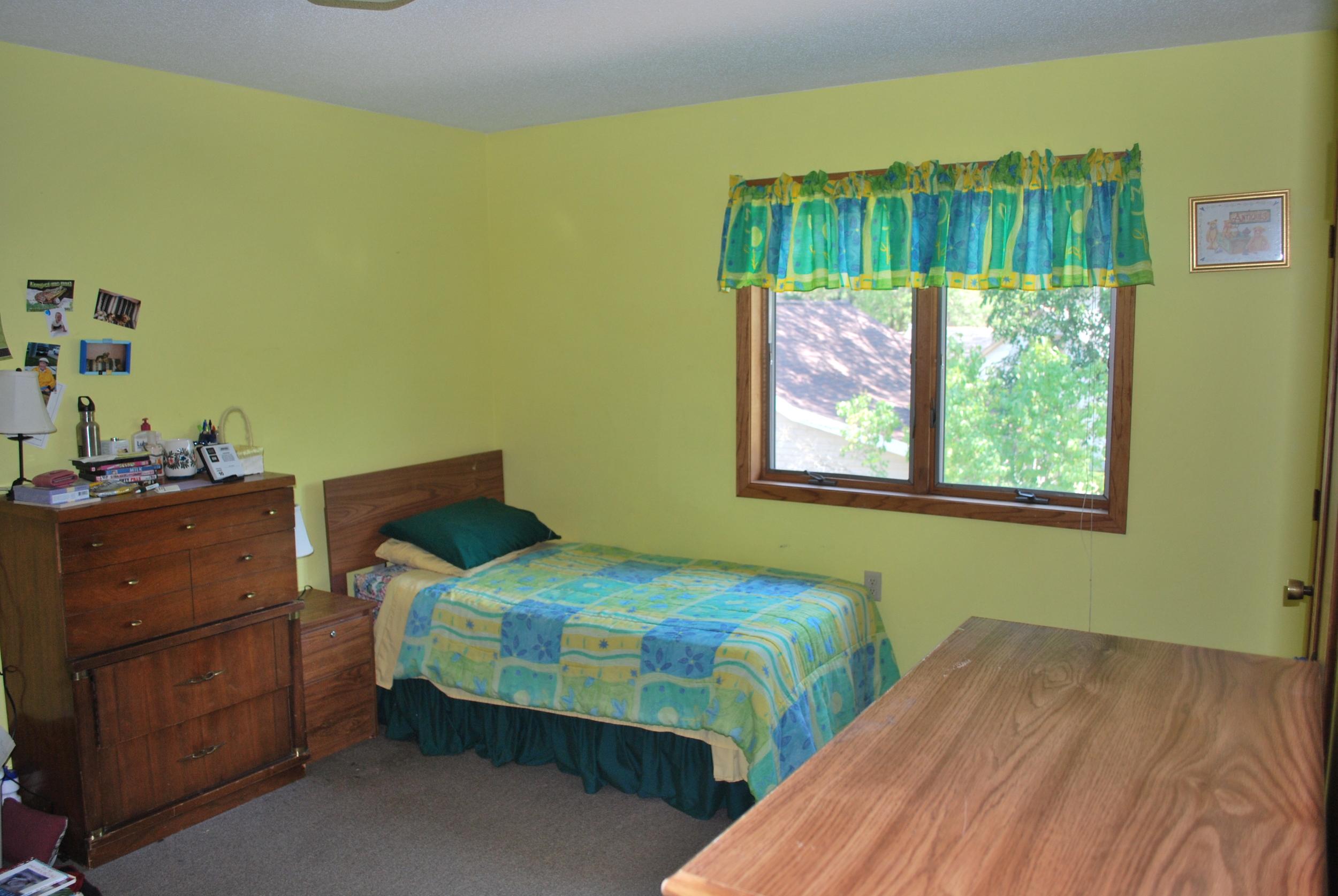 Furnished Bedroom - Sprucewoods (AFC)
