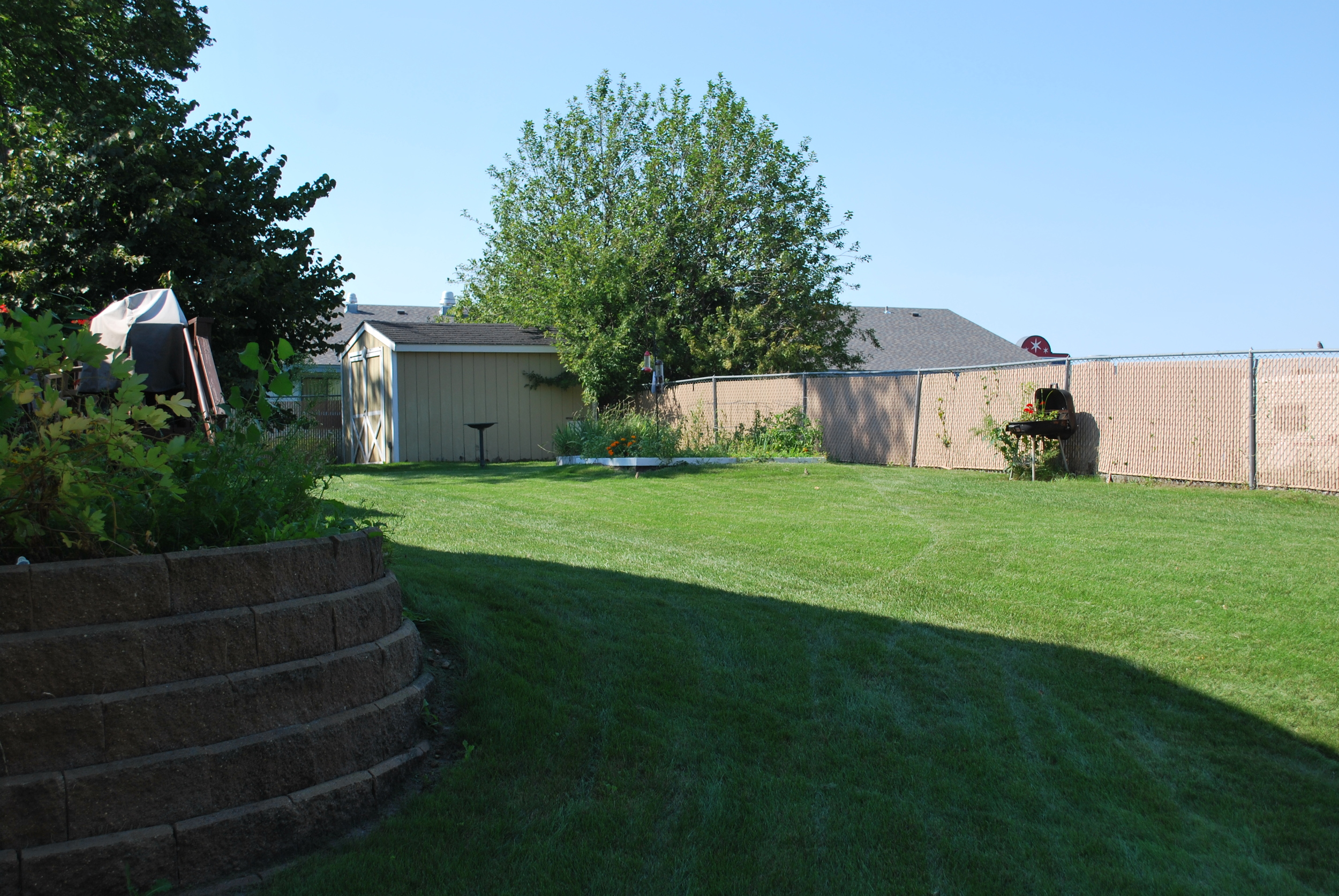 Private Backyard - Bayview (AFC)