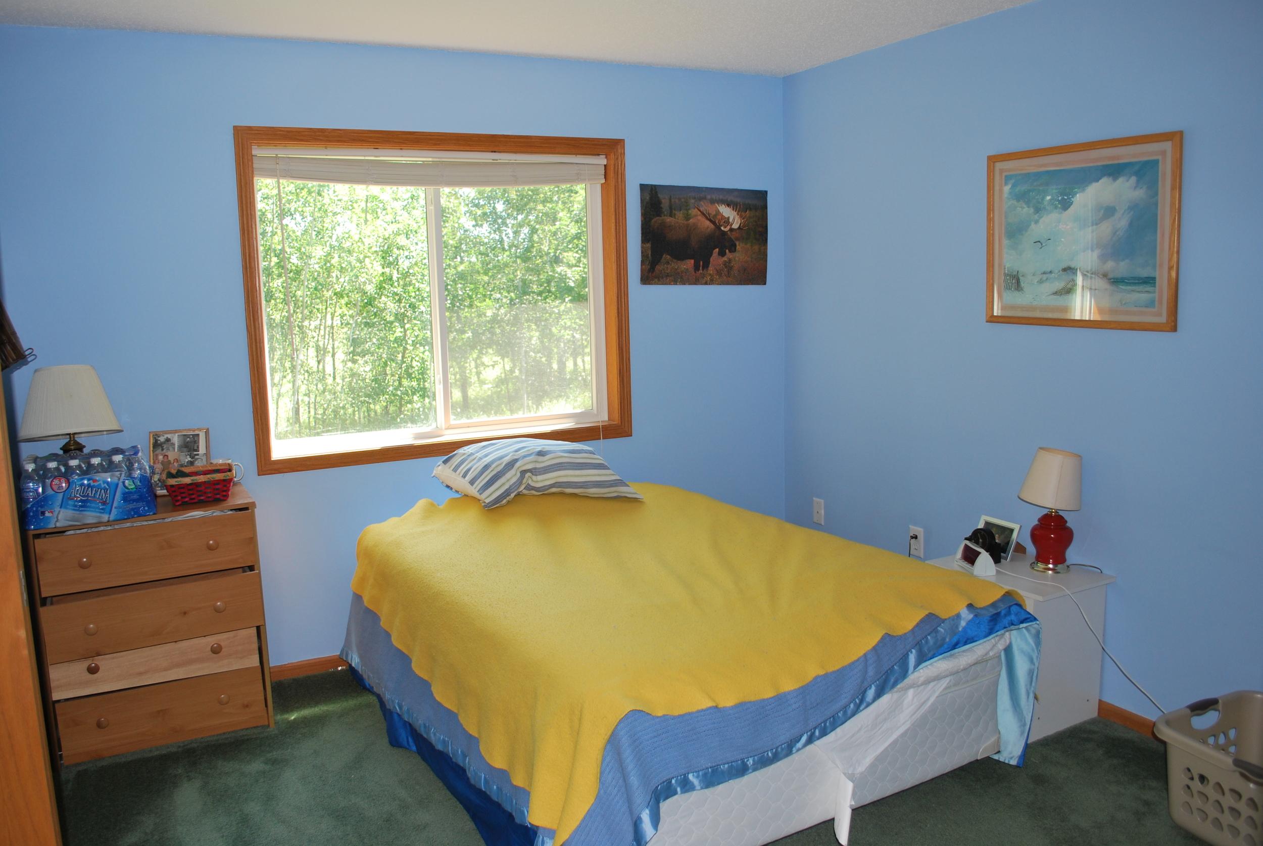 Furnished Bedroom - Odayin House (AFC)