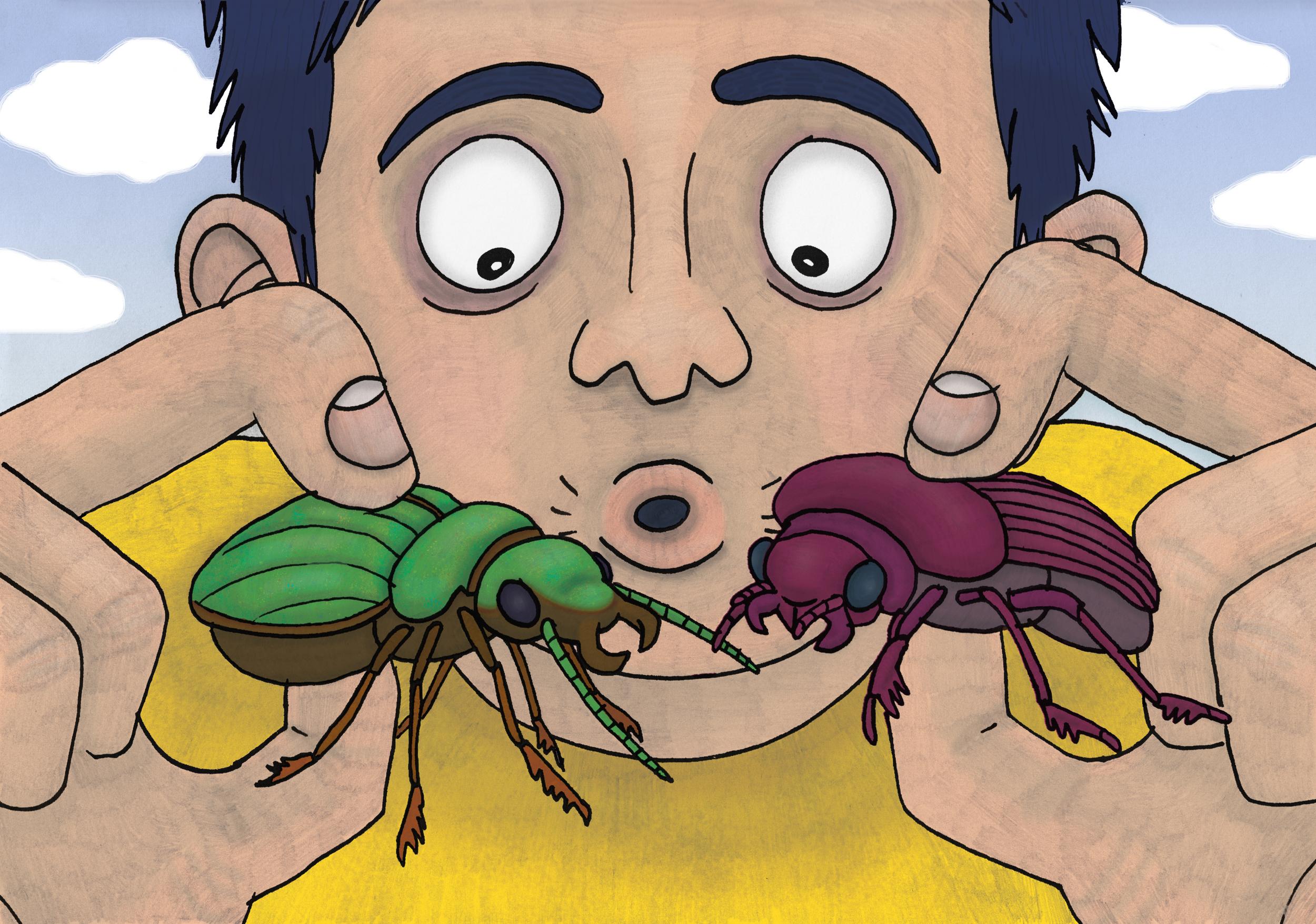 Illustration by  Ben Pearmain