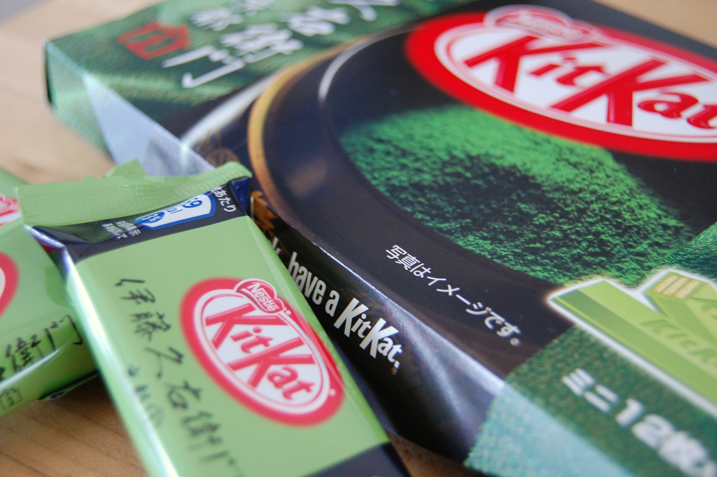 """""""When you say green tea, does that include my green tea Kit Kats?""""   jpellgen/Flickr  (CC BY-NC-ND 2.0)"""