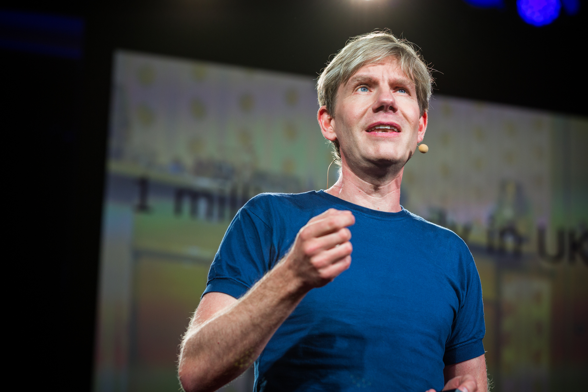 Some public figures who aim to refute scientific consensus, such as Bjørn Lomborg, have a strong following despite their lack of credibility.  TED Conference/Flickr  (CC BY-NC 2.0)