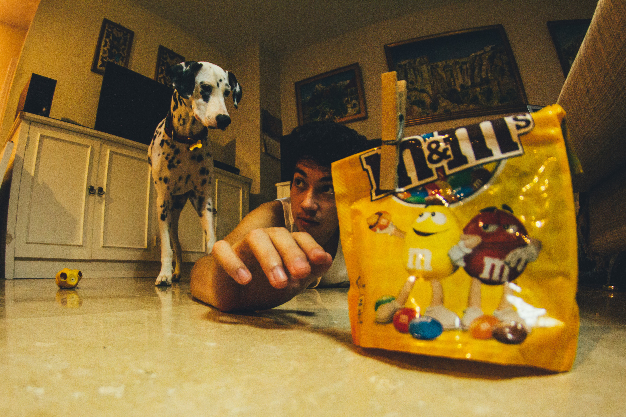 No M&Ms for you!    Leo Hidalgo/Flickr    (CC BY-NC 2.0)