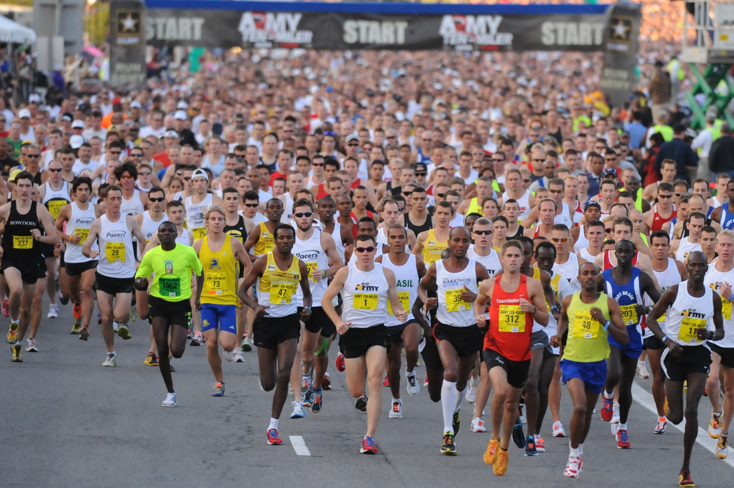 Training your brain could give you that extra edge in the big race.   U.S. Army/Flickr  (CC BY 2.0)