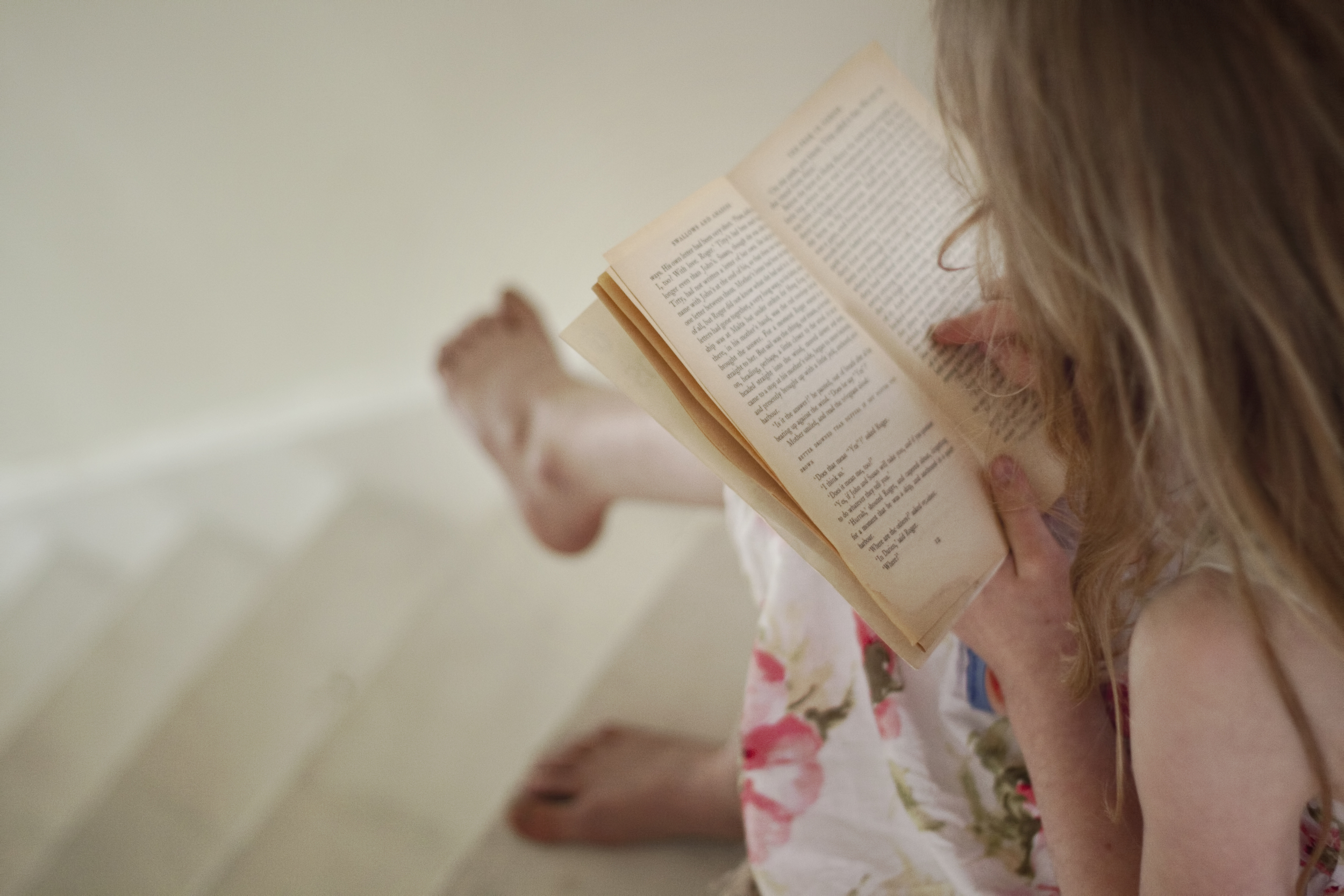 Many children learn to read, write and speak in a second language as part of their early development.  Sarah Horrigan/Flickr  (CC BY-NC 2.0)