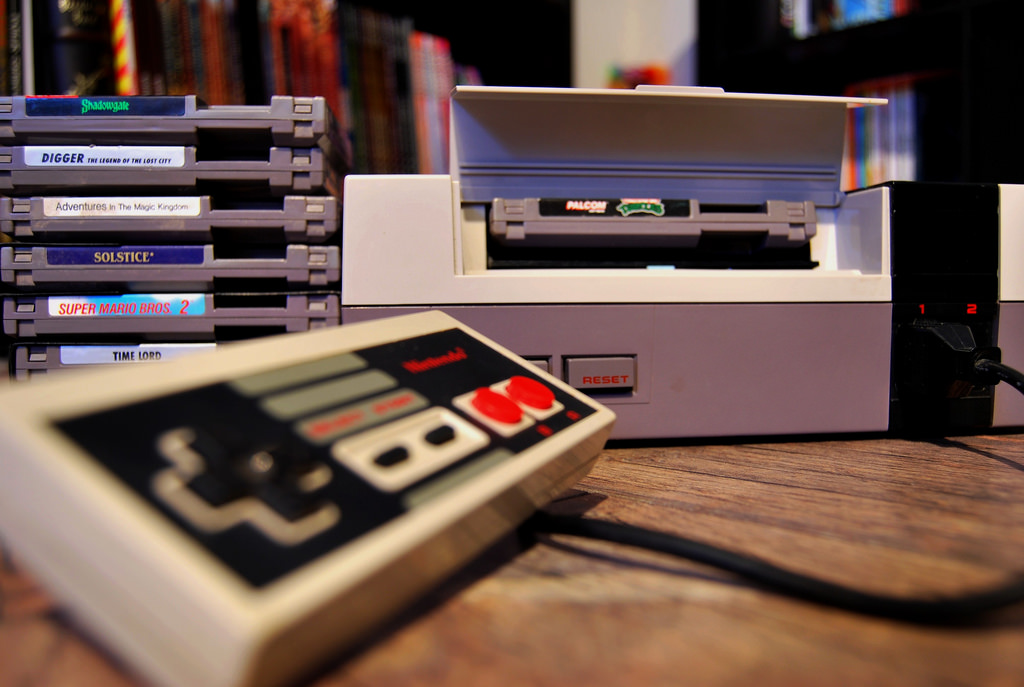 The NES's release in 1985 is claimed by many to be the pivotal point in the video gaming industry, and the console responsible for popularising home video gaming.   blackwarrior57/VisualHunt  (CC BY-NC-ND 2.0)