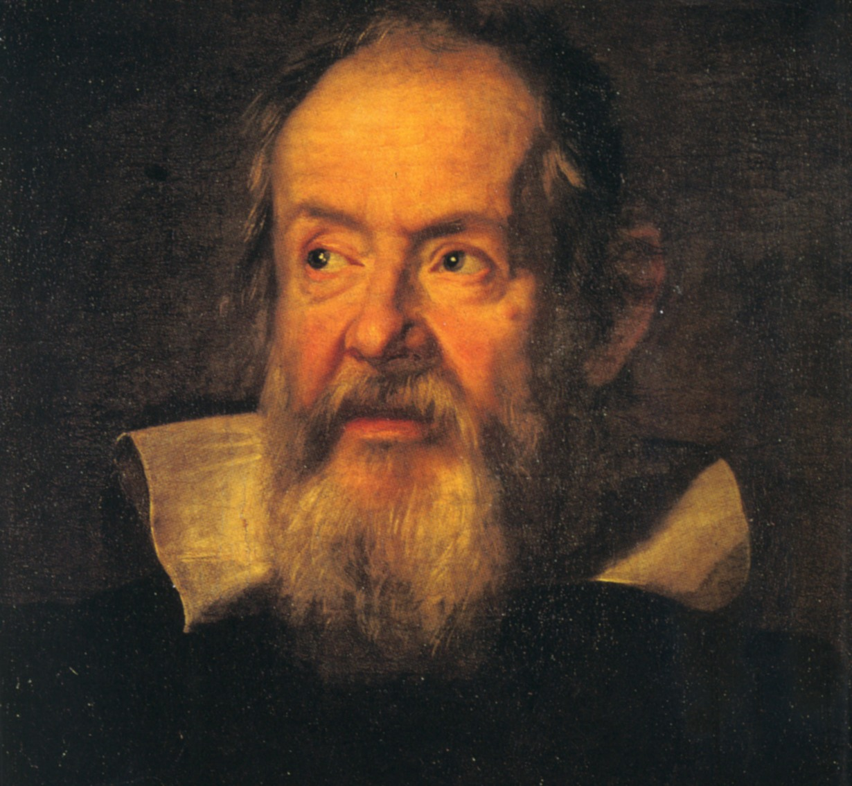 Galileo, one of the most renowned astronomers, also served the House of Medici as an astronomer.   Justus Sustermans/Wikimedia Commons  (public domain)