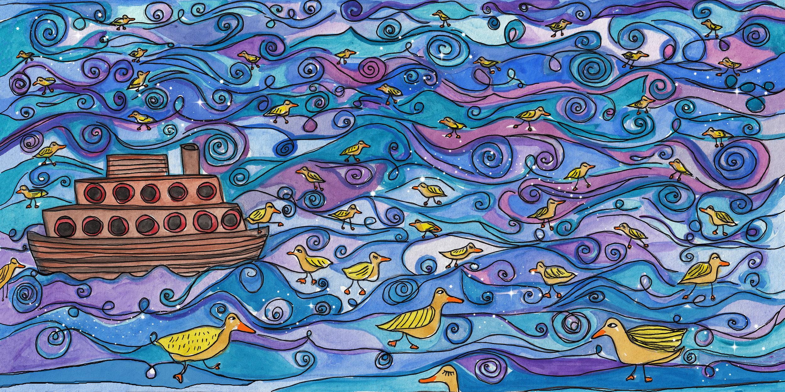 Illustration by Nichla Smith