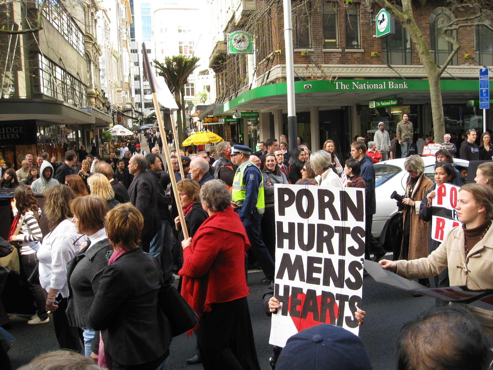 Both sides of the debate can be oversimplified, painting the effects of porn as deterministic.   Travis Wiens/Flickr  (CC BY-NC-ND 2.0)