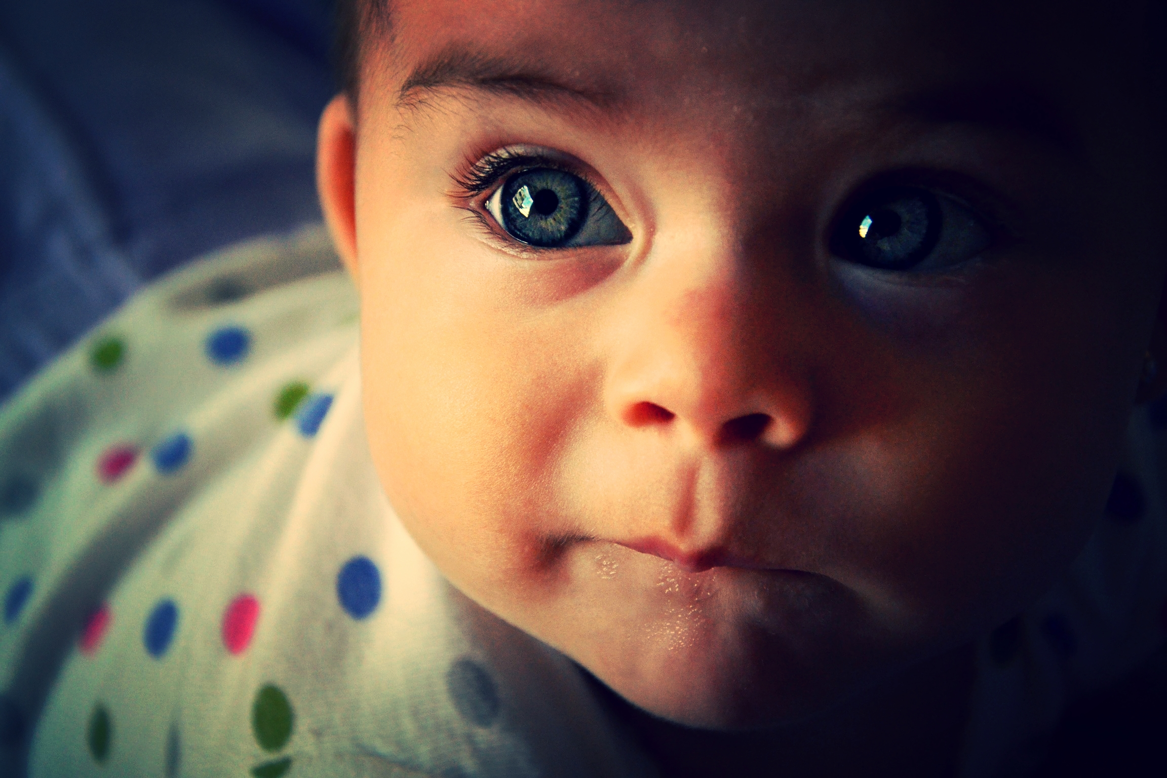 Human babies rate very highly on the cute scale.   Hebe Aguilera/Flickr  (CC BY 2.0)