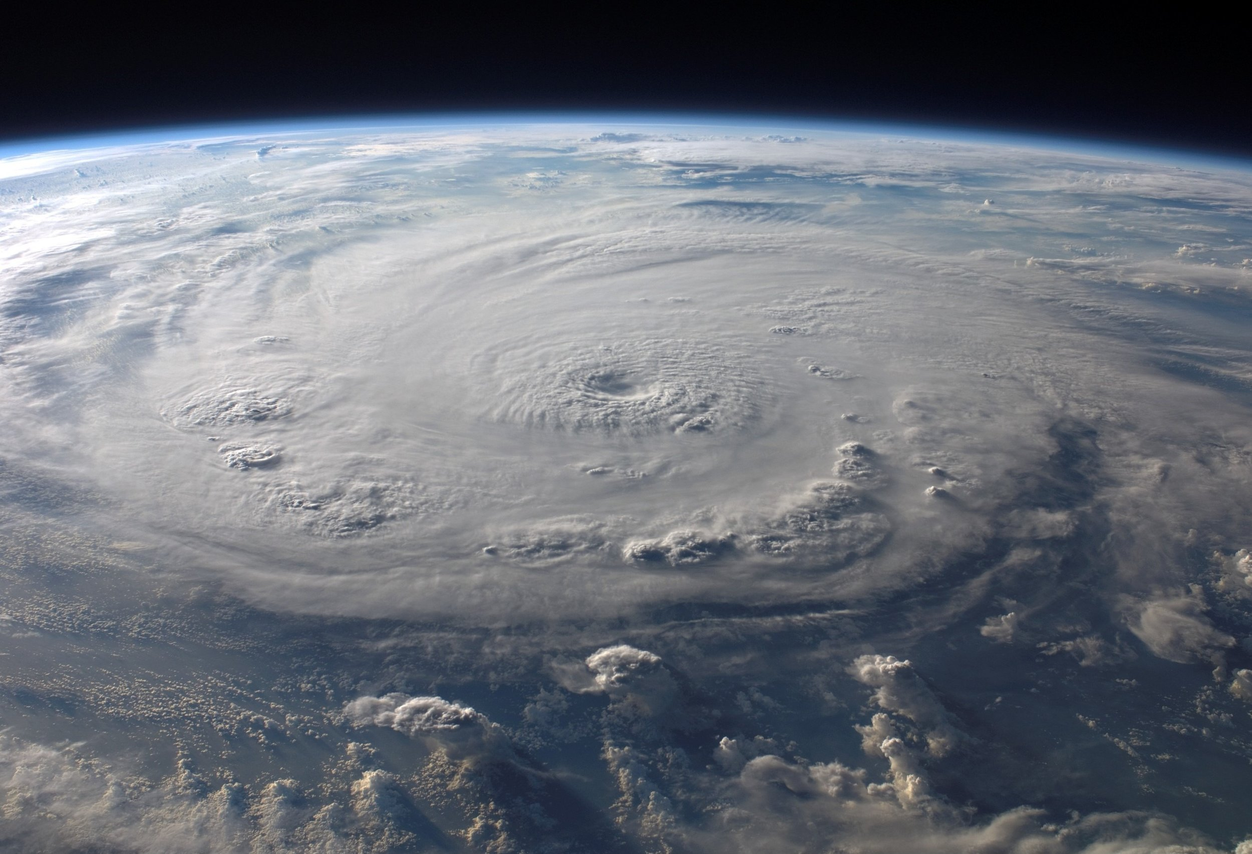 Energy created by tropical storms can fuel bigger and more destructive waves.   Pixabay (CC0)