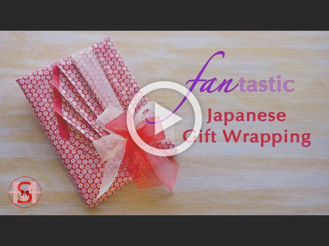 Fantastic Japanese Gift Wrapping