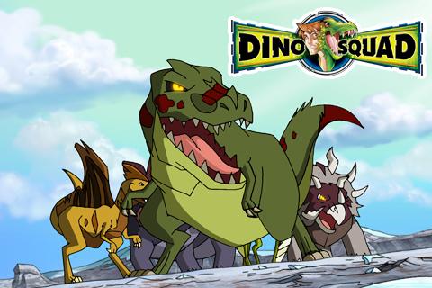 Dino Squad (Escuadrón Dino)
